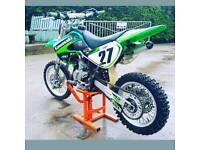 Kx65 motocross