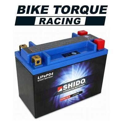VICTORY 1731 Cross Country Tour 2012-2017 Shido Lithium Ion Battery