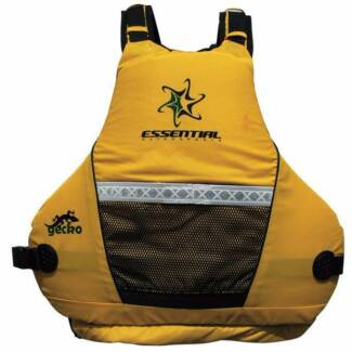 Essential Gecko L50 Adult Kayak Vest Heatherbrae Port Stephens Area Preview