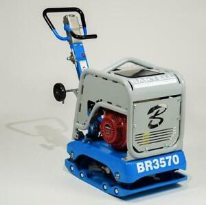 HOC BRAND NEW BARTELL BR3570 REVERSIBLE PLATE COMPACTOR BARTELL TAMPER + WHEEL KIT + 1 YEAR WARRANTY + FREE SHIPPING