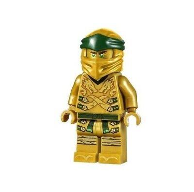 Genuine Lego ninjago GOLDEN NINJA LLOYD minifigure minifig. Legacy. 70666 only