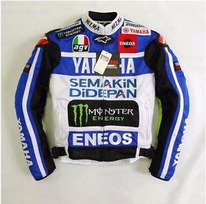 "Jacket de moto ""mesh"",réplique de Moto GP team Yamaha"