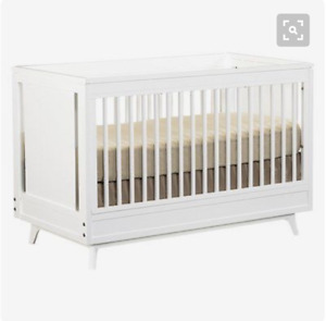 Convertible Solid Wood Young America Cribs (White) - 2 available