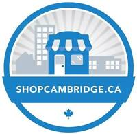 Sales rep who loves to shop locally needed!