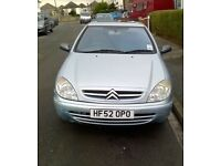 Citroen xsara LOW MILEAGE 36k NEW MOT