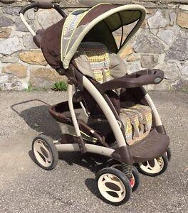 Poussette Graco Quattro Tour Stroller