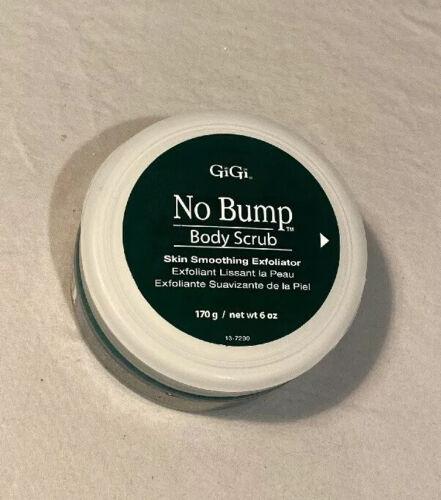 GiGi No Bump Body Scrub with Salicylic Acid for Ingrown Hair