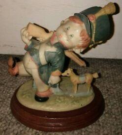 Soldier Boy Ornament