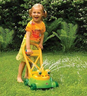 """Kinder Rasenmäher Frosch mit Wasserspritzer """"GOWI""""                        558-83"""