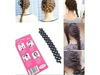 New hair braid tool