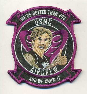 USMC Aircrew Dodgeball Patch