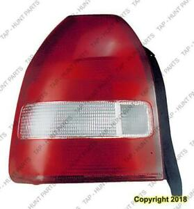 Tail Light Driver Side Hatchback High Quality Honda Civic 1999-2000