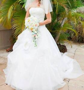 Fairytale Soft Ivory Wedding Gown Ferny Grove Brisbane North West Preview