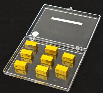 Lot 8 Diode Laser Optic Mount Chip High Power Cascade Pumping Sensor Single Bar