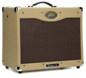 Trade Peavey Classic 30 for Hollowbody Electric