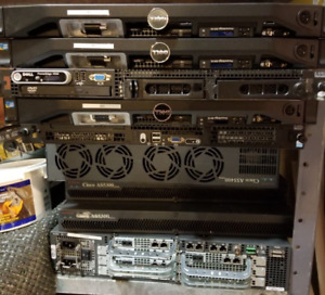 Professional servers, firewall and routers for sale!