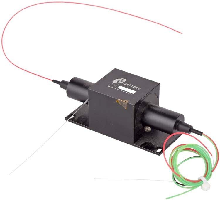 Optizone Industrial Laser Fiber Optical Network PM/PI Isolator Component #2