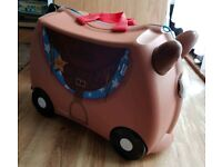 Trunkie Case Bronco the Horse as New