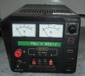 Thurlby Thandar TSX1820P Programmable Power Supply 0~18V 20A | in