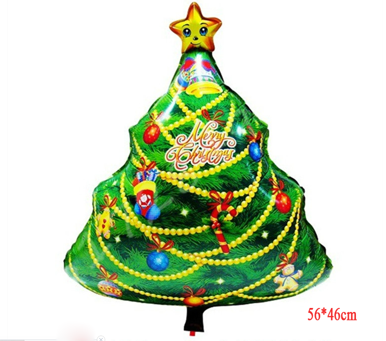 Inflatable Christmas Tree Gift Present Airblown Yard Garden Outdoor Decor Xmas F