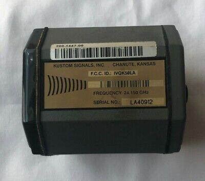 Kustom Signals 24.150 Ghz K-band Police Radar Antenna