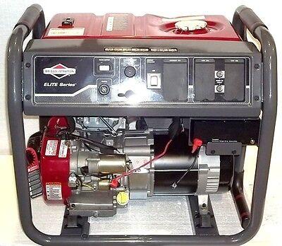 Briggs Stratton Portable Generator 8000 Watt 420cc Ohv Es 30471-r