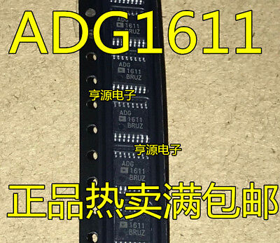 10pcs Adg1611bruz Adg1611 Tssop16