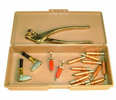 Dagger Tools Cleco Layup Fastener Kit for Auto Body Restoration