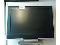 Television Toshiba 19 inch 31053 £20
