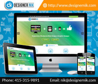 Let's design a website for your domain.