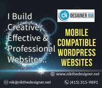 Create A Business Wordpress Website Design At Just - $499/-