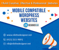 An experienced and capable web developer for your domain.