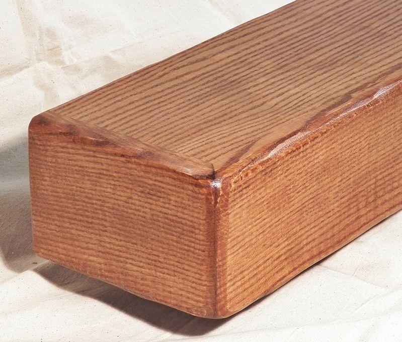 Oak Beam Mantel