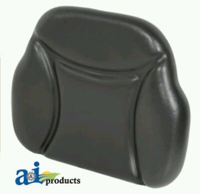 Big Boy Seat Replacement Back Cushion For Several Model Tractors Black