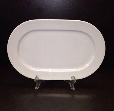 Arzberg Serie CULT Platte 30 cm NEU 2. Wahl Fleischplatte Servierplatte Oval Ovale Platte