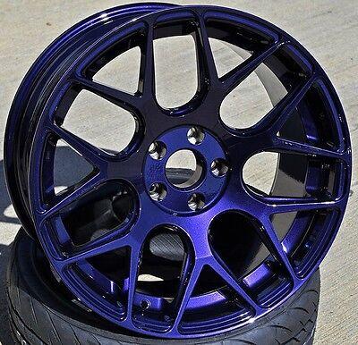 Gloss Transparent Candy Sapphire Blue Powder Coating Paint 1lb0.45kg