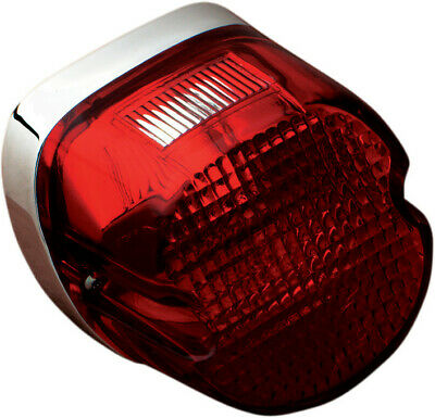 Drag Specialties Laydown Tail Light Assembly