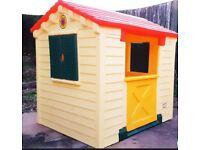 Little Tykes Outdoor Garden Play House Good Condition