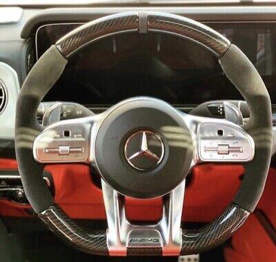 Mercedes Benz AMG lenkrad Carbon C63 C63s E53 CLS53 A35 Gt63s Amg GT Tausch