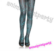 Cheetah Print Tights