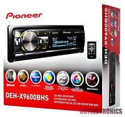 Pioneer Car Stereo in Dash
