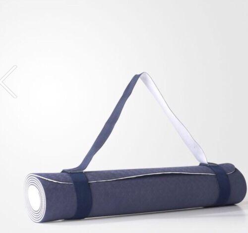 Adidas by STELLA MCCARTNEY Yoga Mat w/ Carry Handle Reversib
