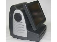 Refurbished Fast EPOS Till System with Software, Card Swipe & Cash Drawer new touch