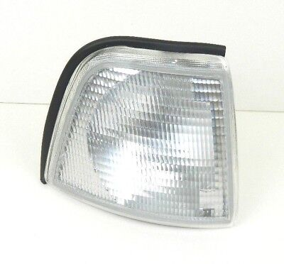 AUDI 80 B3 B4 1986-1996 RIGHT FRONT INDICATOR REPEATER LIGHT LENS LAMP - CLEAR