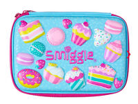 Smiggle scented hard top pencil case