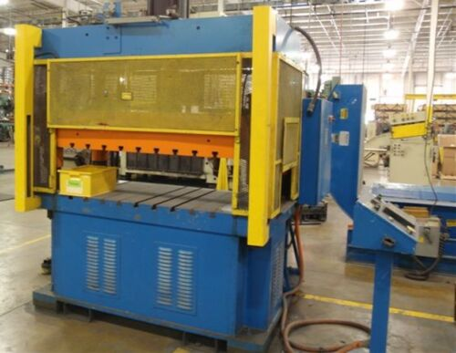 Hess Mae Model 75-6036-10-15 Four Point Hydraulic Press