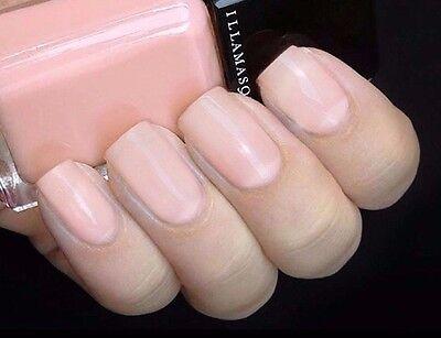 Illamasqua NAIL VEIL BREATHE Soft Delicate Pink  *HEALTHY, STRONG NAILS*  *NEW!*
