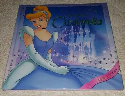 Walt Disney's Cinderella Special Edition Big Book 1st Edition HC 2005 (Cinderella Adult Version)