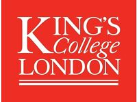 Do you worry a lot? Paid volunteer research study at King's College London