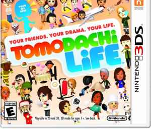 Tomodachi Life For Sale!